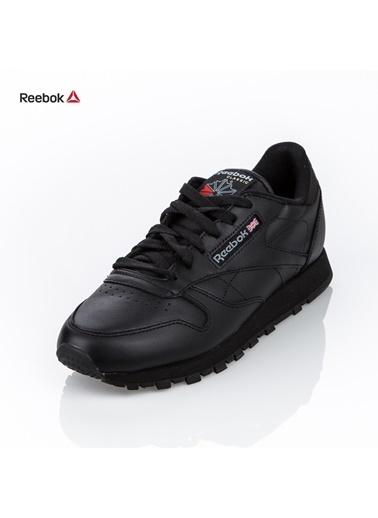 Reebok Reebok 3912 Classic Lthr Lifestyle Ayakkabı Siyah